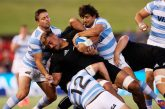 Rugby: Los All Blacks se tomaron revancha con Los Pumas