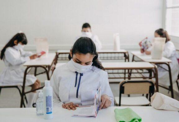 Apuestan por sostener la presencialidad en las aulas y por resolver problemas edilicios