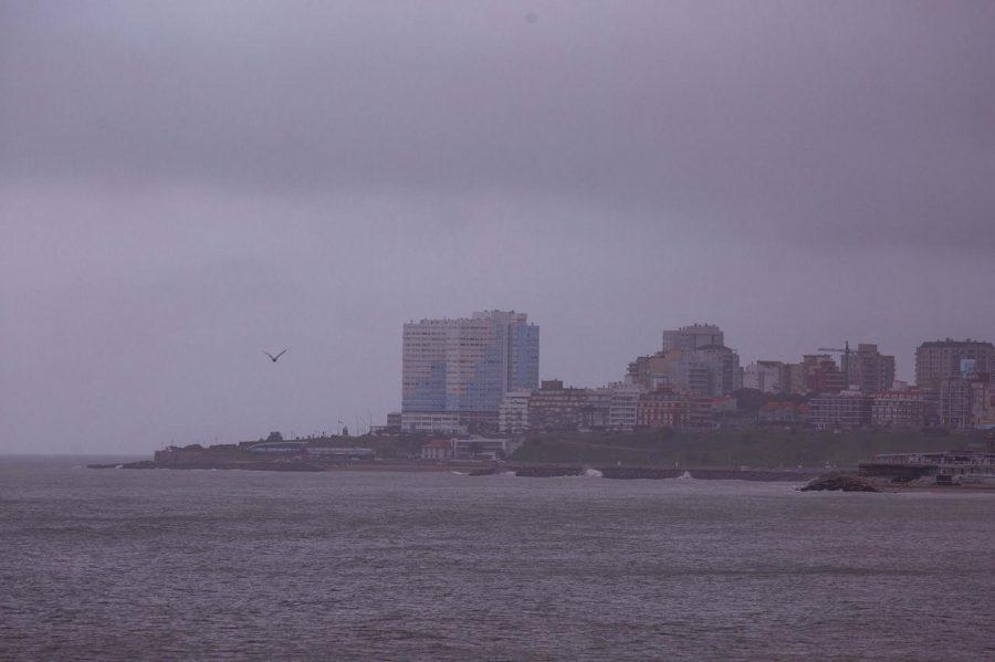 Alerta por fuertes lluvias en General Pueyrredon