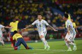 Eliminatorias: empate de Argentina en Barranquilla